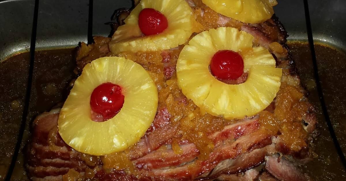 Pineapple Ham Glaze