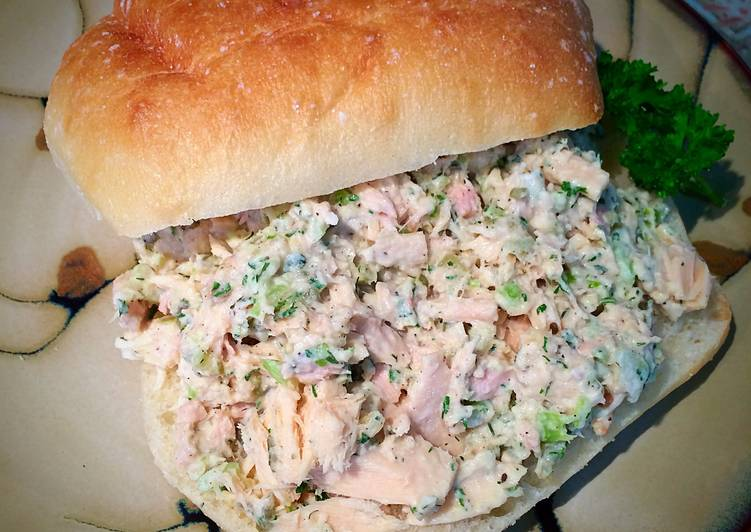THE BEST Tuna Salad You'll Ever Have