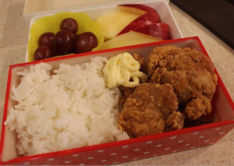 Foods That Can Make You Happy Chicken Karaage