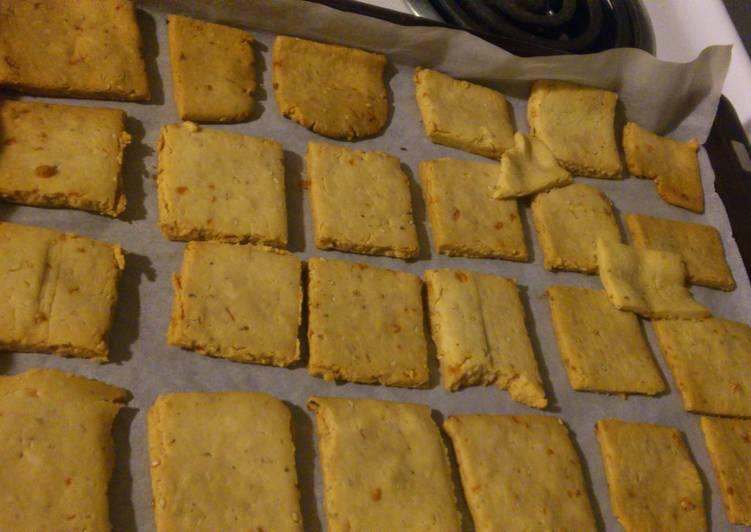 Steps to  Glutenfree cookies very simple ingredients