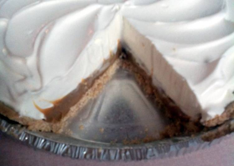 Try Using Food to Boost Your Mood Caramel Pie