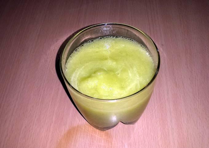 Apple-Celery Cider