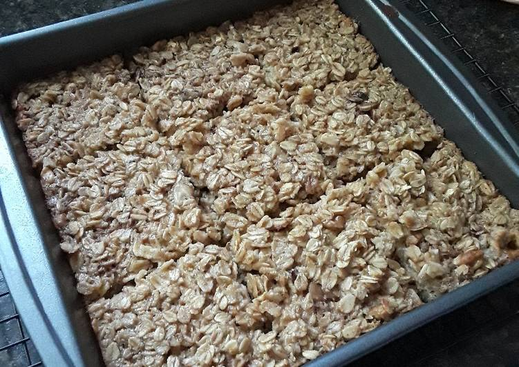 Recipe of Super Quick Homemade Baked Oatmeal