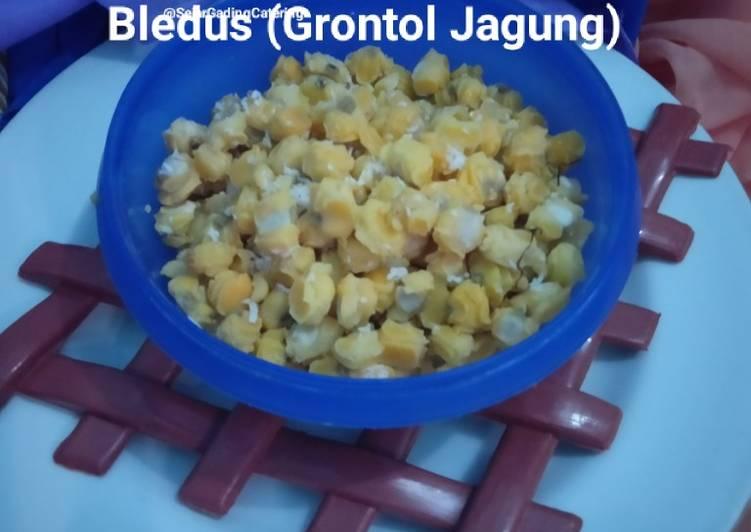 Bledus / Grontol Jagung