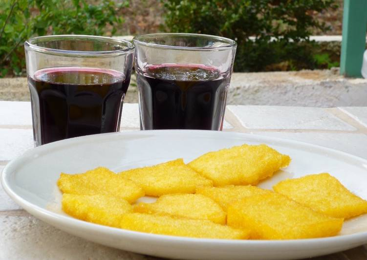 "How to Cook Yummy ""Sgagliozze"" … and don't call it fried polenta!"