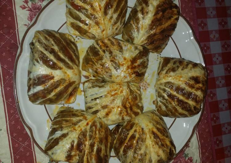 E Z Cabbage Rolls