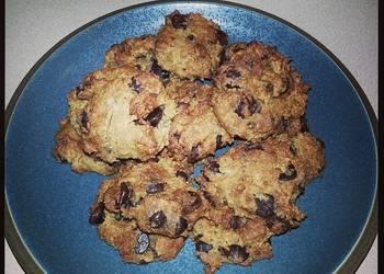 Easiest Way to Make Perfect Heidis Healthy Chocolate Chip Cookies  Gluten Free