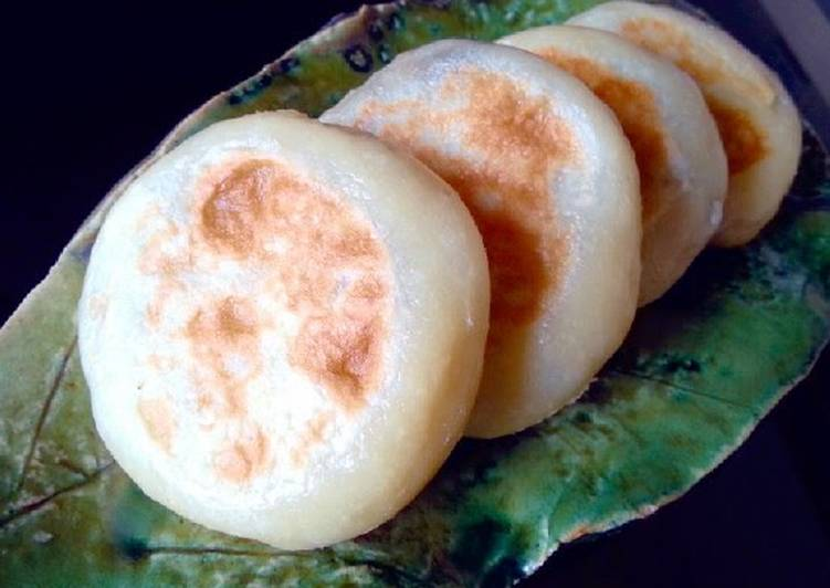 Steps to Prepare Quick Shinshu Eggplant Oyaki (flat cakes)