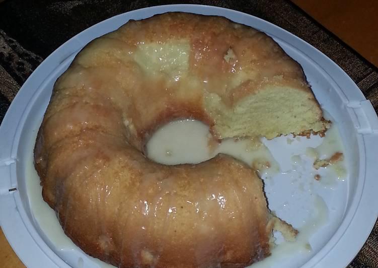 7 Up Bunt Cake