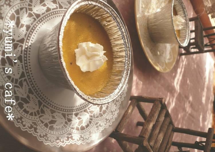 Recipe of Any-night-of-the-week Rich Kabocha Squash Puddings