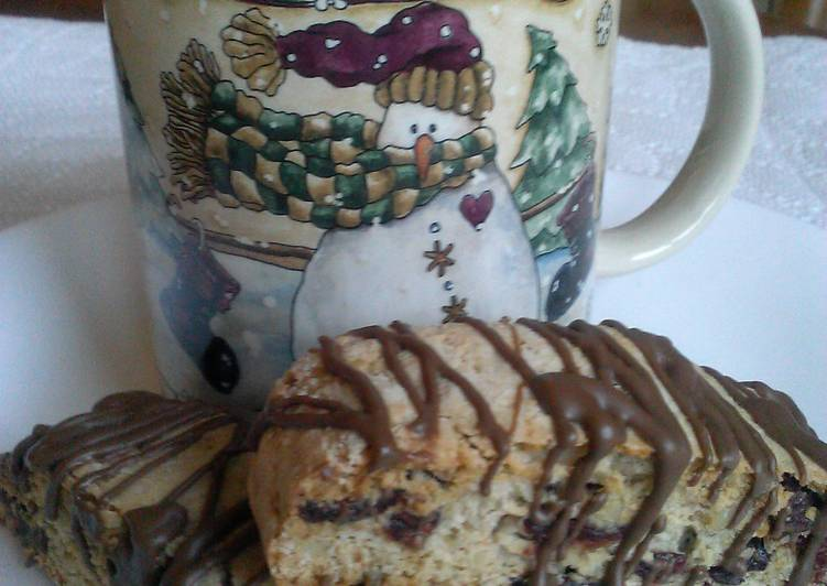 "How to Make Award-winning "" Cranberry Walnut Biscotti """