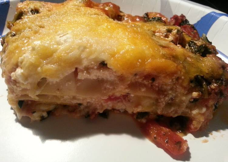 Best ever Lasagna!