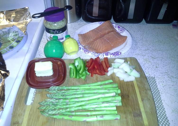 Recipe of Award-winning Simply Salmon