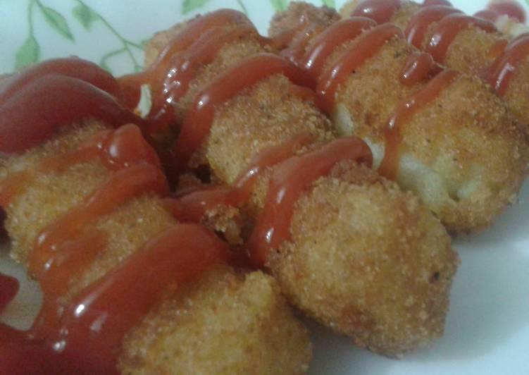 Recipe of Speedy Potato Croquettes