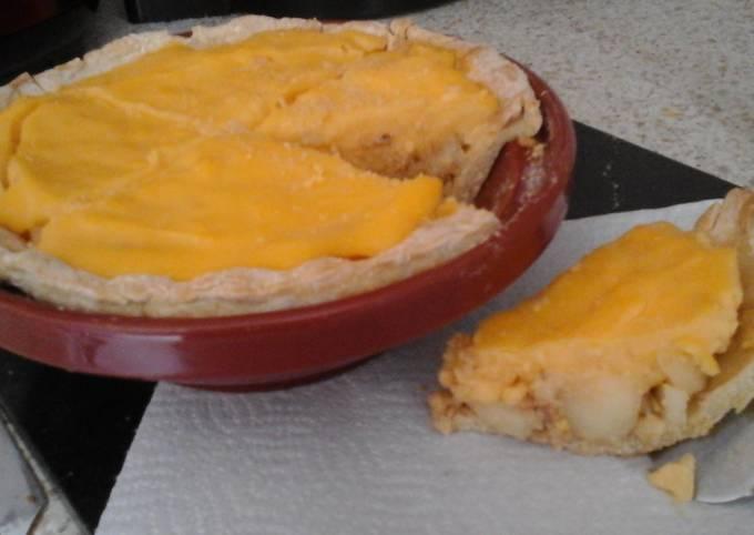 Easiest Way to Make Tasty My Peachy Crispy Custard Slice  😉