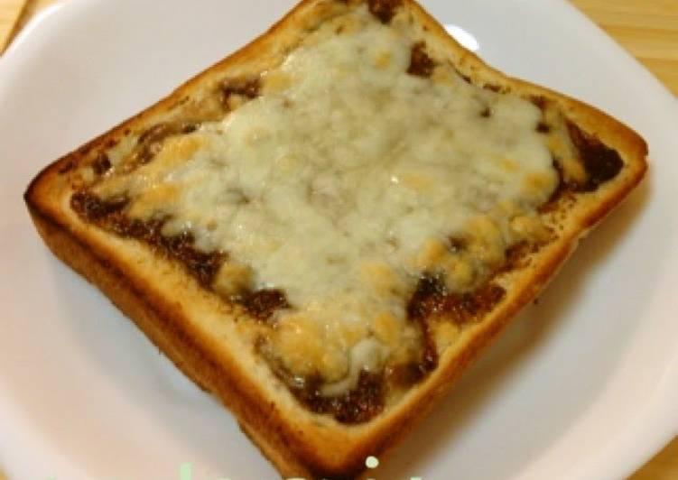 An Easy Breakfast Iwanori Mayonnaise Toast