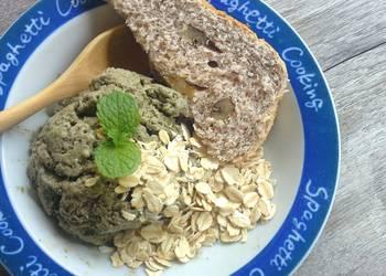 Easiest Way to Prepare Perfect Vegan Green Tea Icecream