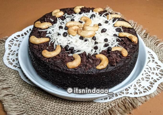 Resep Brownies Kukus Super Lembut Khusus Pemula - Anti Gagal