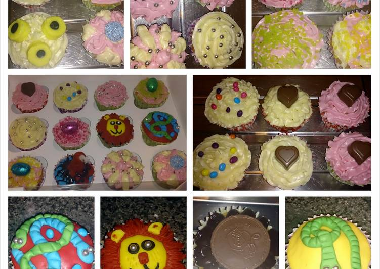 fabulous cup cakes