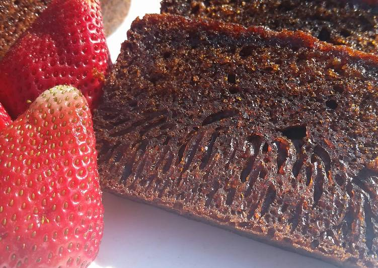 Caramel Cake ( Sarang Semut )