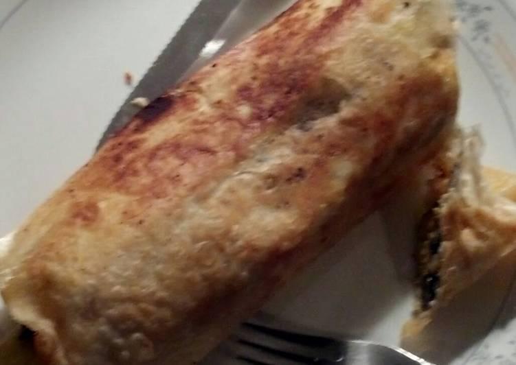 Recipe of Favorite Chorizo Deer Burritos