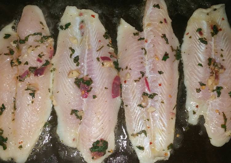 Easiest Way to Make Tasty Super Simple Marinated Fish
