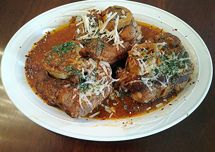 25 Minute Recipe of Spring Osso Buco