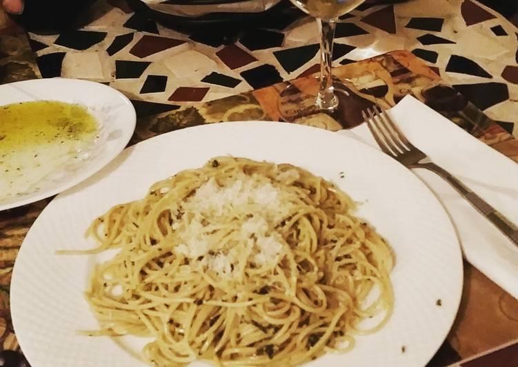 Recipe of Favorite Basil Pesto Pasta