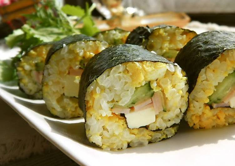 5 Minute Step-by-Step Guide to Make Ultimate Luxurious Spring Hanami Bento Nori Seaweed Rolls