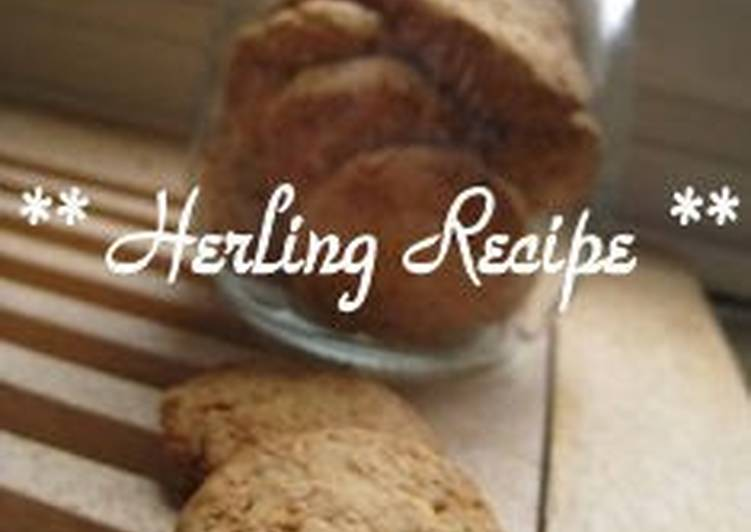 5 Minute Recipe of Speedy Macrobiotic Maple Coconut Cookies