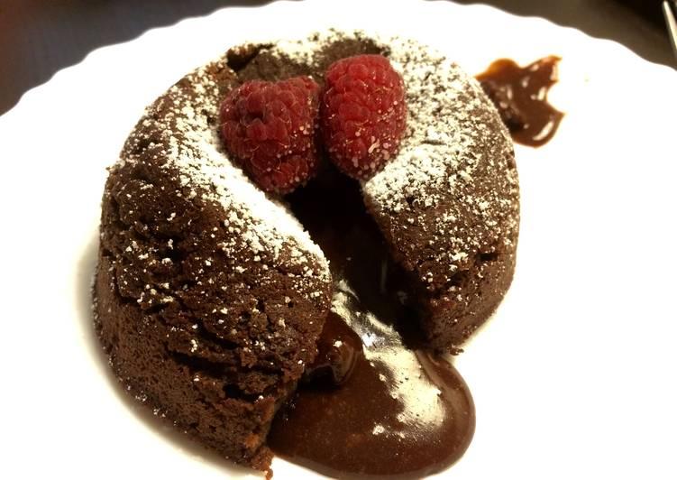 Irresistible Chocolate Lava Cake