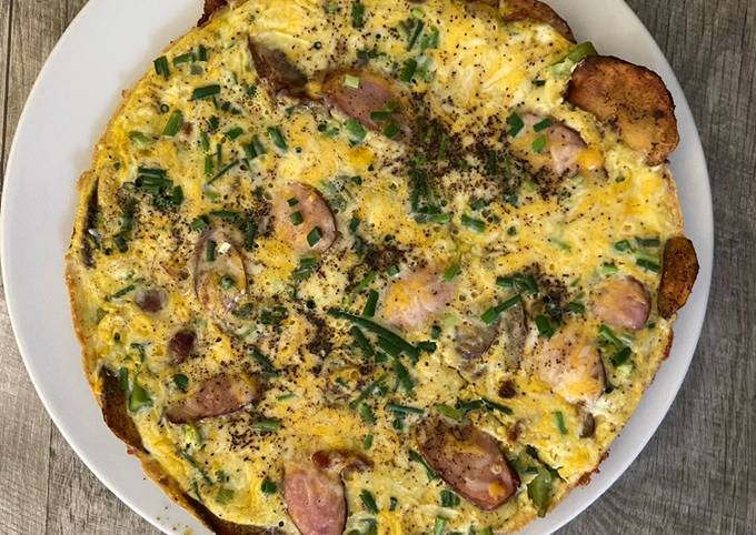Left over special Frittata