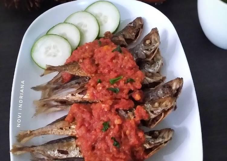 Balado Ikan Benggol