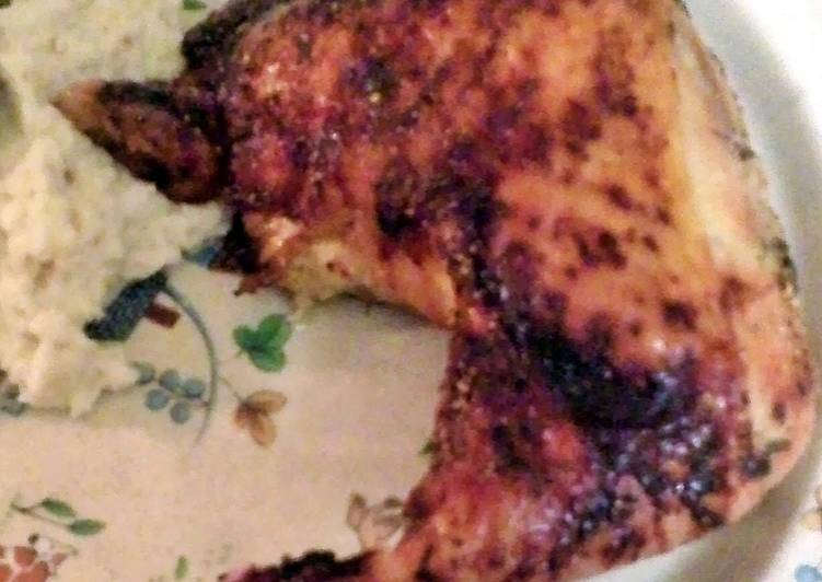 Recipe: Delicious Tangerine Glazed Chicken