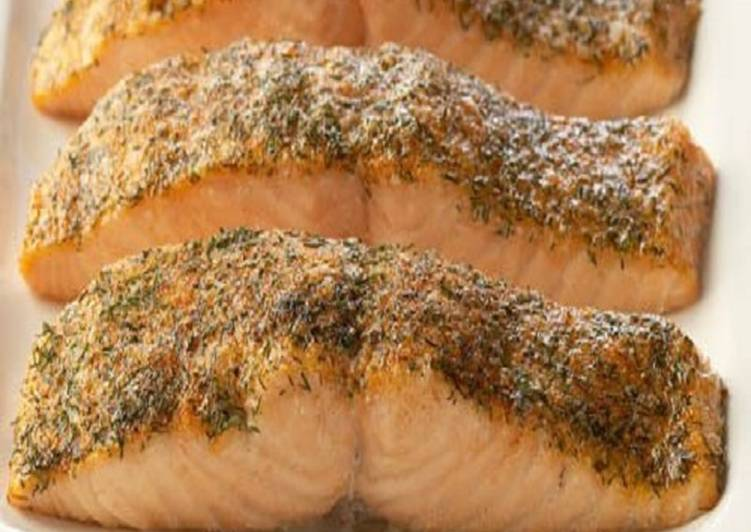 How to Make Homemade Easy Baked Salmon