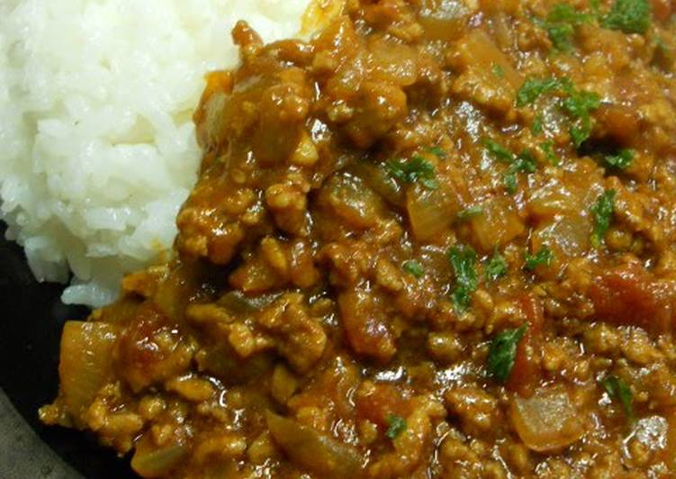 Foods That Can Make Your Mood Better Minced Meat Curry