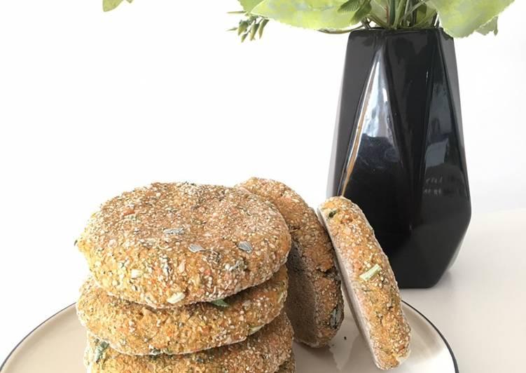 How to Prepare Ultimate Veggie Burger