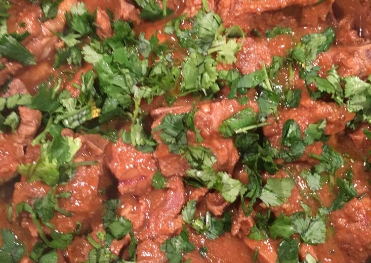 Step-by-Step Guide to Make Any-night-of-the-week Lamb Curry (Gosht Salaan)
