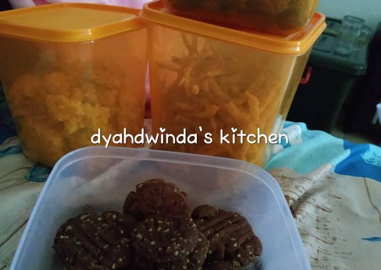 Cookies chocolate oatmeal