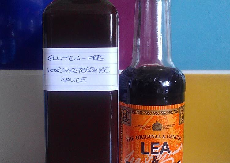 Simple Way to Make Most Popular Vickys Homemade Worcestershire Sauce, Vegan