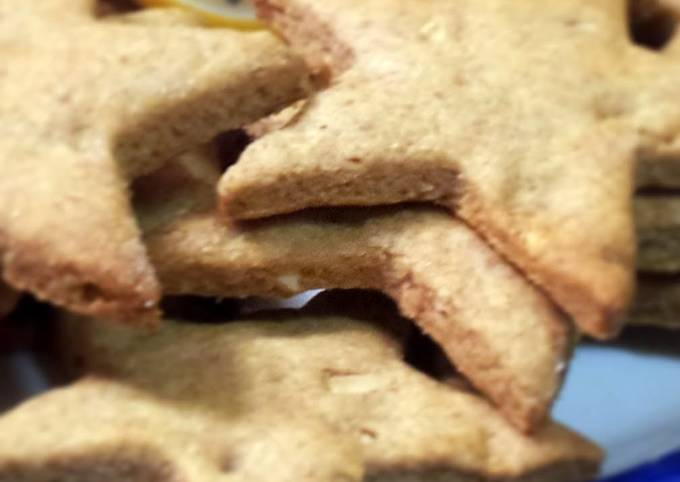 How to Prepare Yummy Claire's Birthday Biscuits (dog treat)