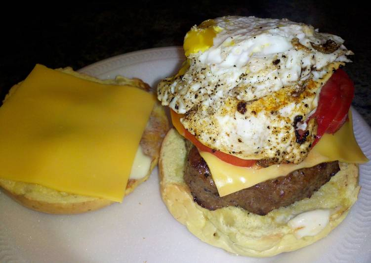 Brunch Burger My Way