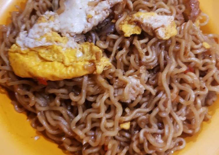 Resep Indomie goreng ala waroeng Top