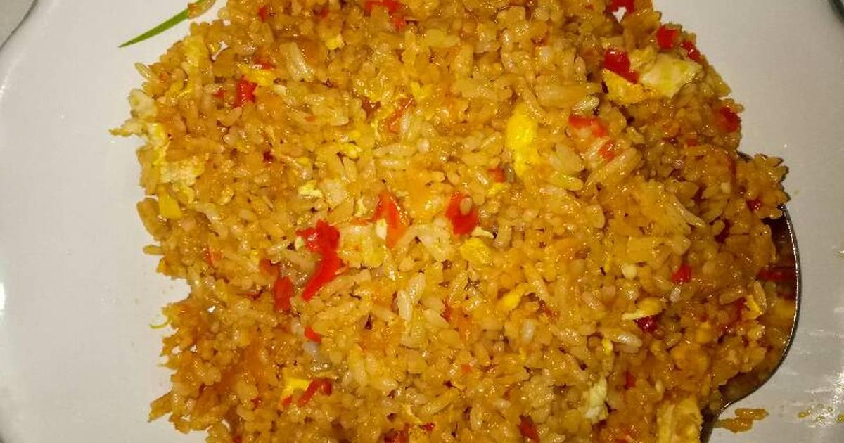 Resep Nasi Goreng Telor Sederhana Pedas Oleh Dewi Kartika Sari Cookpad