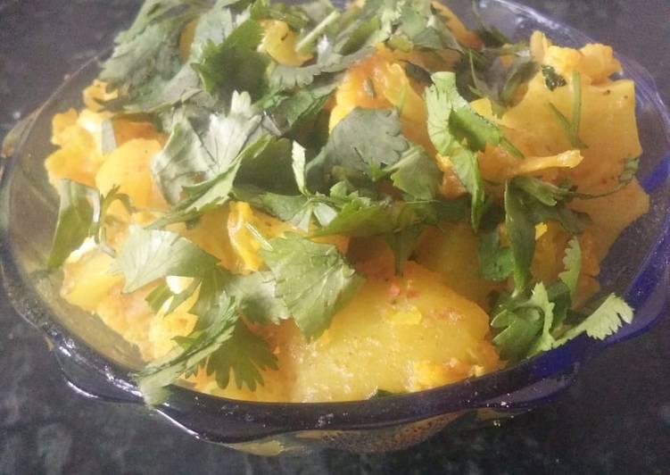 Recipe of Award-winning Aalu gobi