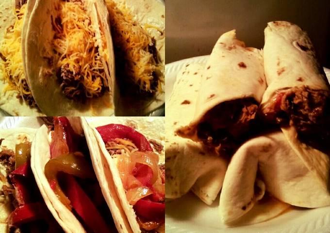 Brisket Soft Tacos
