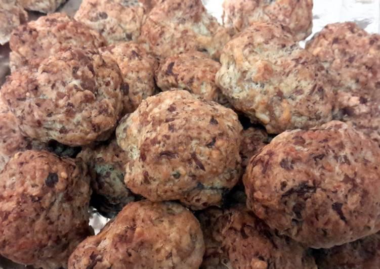Granmommie's Sausageballs