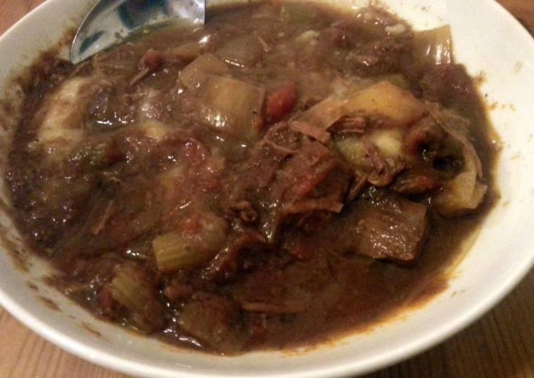 Simple Way to Prepare Favorite Easy beef crockpot stew