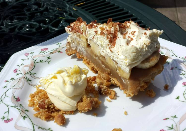 Step-by-Step Guide to Make Perfect Banoffee Pie