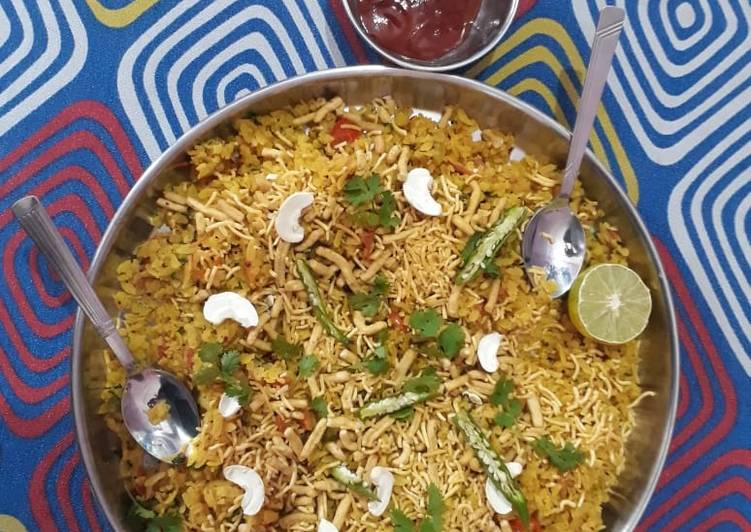 The Best Dinner Easy Special Poha